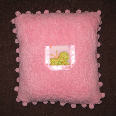 Tooth Fairy Pillow - Candy Garden