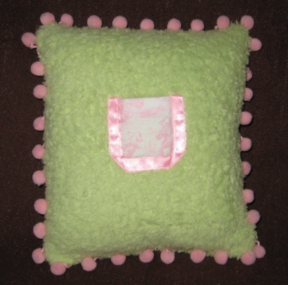 Tooth Fairy Pillow - Kiwi Fairy Tale